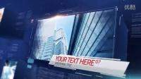 3198[素材TV] 立方体图片幻灯片高清AE模板