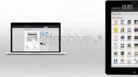 AE模板1352 手机视频网站推广AE模板