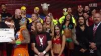 【百度女摔吧】WWE众星祝WWE Network生日快乐
