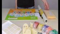 卡乐优儿童手指画六色经典套装玩法介绍 Coloyou_高清
