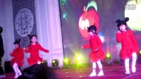 Dancing xiao pinguo with kids