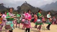 2015年云南红河屏边苗族美女舞蹈、伤感DJ【放一百个心】