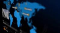 3199 300个HUD高科技数据信息图表动画展示AE工程