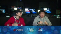 NEL冬季赛A组第四轮TS vs Big3 Gaara vs 蓝毛