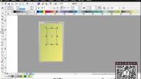 计算机学习CDR教程工作证排版自学视频 coreldraw基础教程