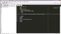 html5入门教学视频之文字阴影与自动换行