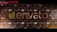 影视巨幕logo展示动画AE模板—汇同资源网