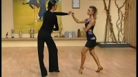 牛仔舞教学_基本步1