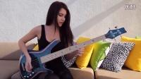 Carvin Kiesel -Slap Bass Blues  - Anna Sentina
