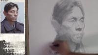 博格利诺牌高级素描铅笔素描绘画视频