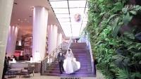 华克山庄酒店婚纱拍摄