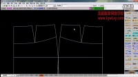 服装打版视频教程-ET服装CAD打版视频教程 7