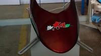 电动车塑件汽车配件自动喷漆机设备0552-4079862