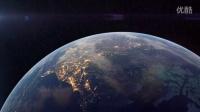 【醉清风制作】会声会影X6模板 宇宙地球地平线文字片头
