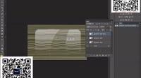 [PS]ps 入门教程 photoshopcs6基础教程 制作玻璃展板