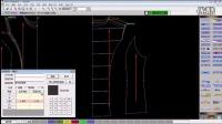 服装打版视频教程-ET服装CAD打版视频 32节