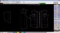 服装打版视频教程-ET服装CAD打版视频 36节