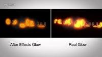 AE真实辉光特效插件 Aescripts Real Glow
