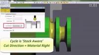 Waveform Turning - Edgecam 2015 R1 CAD-CAM