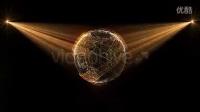 AE模板631-全球网络地球全息图