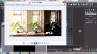 3D学院视频教程培训 第七章 3ds max摄像机之vray物理相机篇04