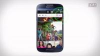 使用基于Android的智能手机或平板电脑访问元素的照片和视频