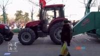 特种巨无霸农用拖拉机  东方红lx904 mf554