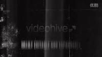 AE模板204-信号失真抖动板式AE模板