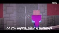 ★我的世界★Minecraft《冰雪奇缘》动画片