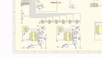 基于51单片机的无线八路抢答器设计-原理图讲解