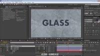 AK大神第139集 - Translucent Glass (制作半透明玻璃文字特效)