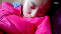 小宝宝睡觉流口水