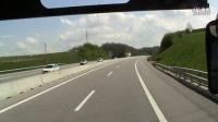瑞士村庄和高速公路