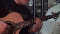 【琴友】吉他指弹《如烟长廊》(视频)