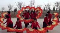 2015年蒲城孙镇潘庄村新年庆典活动(一)