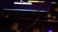 炫舞专用打P键盘传统演示:X7G700高敏战神PS/2接口,寻画淘宝店