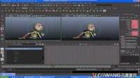 MAYA-卡通人物单人表演 怎么做动画制作教程