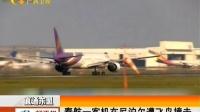 泰国一客机在尼泊尔遭飞鸟撞击 150324 新闻夜总汇
