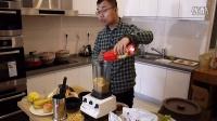 Vitamix 芝麻酱简单的制作法-青岛食尚自然