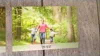 木板AE相册家庭纪念记忆摄影婚礼ae_51_1012