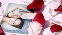 玫瑰花瓣片头视频爱情AE相册婚礼ae_51_1835