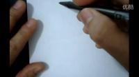 江敬之设计谈画稿——如何画好设计稿 -008-H-单勾线稿