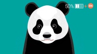 Samsung Battery Pack Animal Edition - Giant Panda