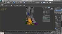 3D网络游戏动画 ④蒙皮设定 零基础到精通