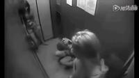 节操碎一地!多名女子公然在电梯里脱裤小便