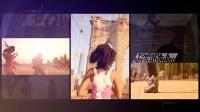 视频剪辑开场幻灯片动画电影纪录片特殊事件视频AE模板