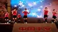 我相信 手语舞视频 泉州平安夜晚会演出