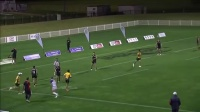 2014 rugby touch game- AUS v NZ Men's Open Game One