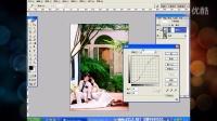 [PS]PHOTOSHOP数码照片后期  经典小黄调效果调整(3)