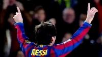 梅西2009-2010赛季进球集锦